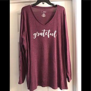 Grateful Top (so soft)